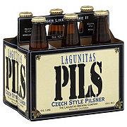 Lagunitas Pils Czech Style Pilsner Beer 12 oz  Bottles