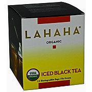 Lahaha Black Iced Tea Organic