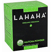 Lahaha Matcha Powder