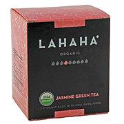 Lahaha Organic Jasmine Green Tea