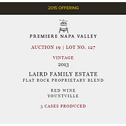 Laird Family Estate Premiere Napa Valley Red Wine