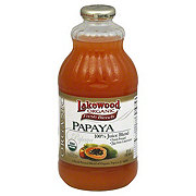 Lakewood Organic Fresh Blends 100% Papaya Juice Blend