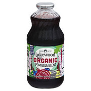 Lakewood Organic Pomegranate With Blueberry Juice