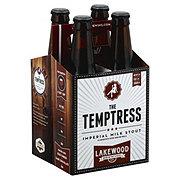 Lakewood The Temptress Imperial Milk Stout Beer 12 oz  Bottles