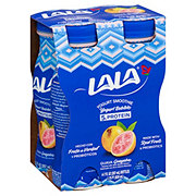 LALA Guava Yogurt Smoothie 7 oz Bottles
