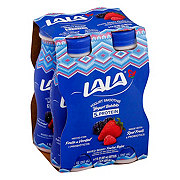 LALA Mixed Berry Yogurt Smoothie 7 oz Bottles