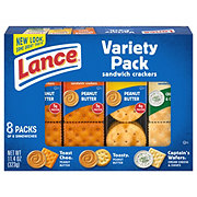 Lance Cracker Sandwiches Variety Pack