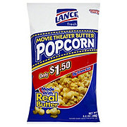 Lance Movie Theater Butter Popcorn