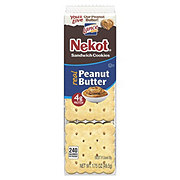 Lance Nekot Peanut Butter Cookies