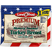 Land O' Frost Premium Hickory Smoked Lean Turkey Breast & White Turkey