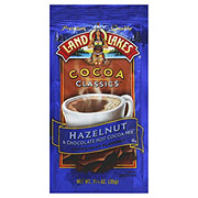 Land O Lakes Cocoa Classics Hazelnut & Chocolate Hot Cocoa Mix