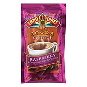 Land O Lakes Cocoa Classics Raspberry & Chocolate Hot Cocoa Mix