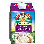 Land O Lakes Fat Free Half and Half
