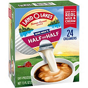 Land O Lakes Mini Moo's Half & Half