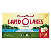 Land O Lakes Salted Butter Half Sticks