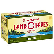Land O Lakes Salted Butter Sticks