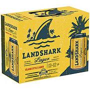 Landshark Beer 12 oz  Cans