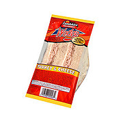 Landshire Wedge Sandwich Turkey and Cheese