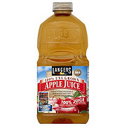 Langers 100% Apple Juice