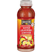 Langers Mango Strawberry Lemonade