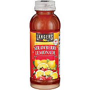 Langers Strawberry Lemonade