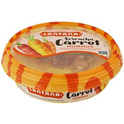 Lantana Zesty Sriracha Carrot Hummus