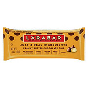 Larabar Peanut Butter Chocolate Chip Fruit and Nut Food Bar
