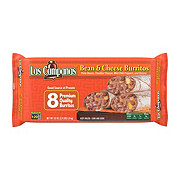 Las Campanas Bean and Cheese Burritos Family Pack