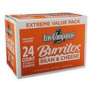 Las Campanas Burritos Bean And Cheese