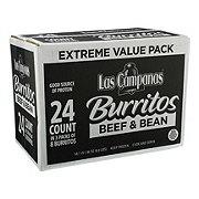 Las Campanas Burritos Beef And Bean