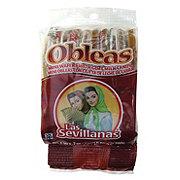 Las Sevillanas Obleas Mini Wafers Goat's Milk Candy