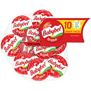 Laughing Cow Mini Babybel Original Semisoft Cheeses