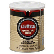 LavAzza Cafe Qualita Oro Espresso Ground Coffee