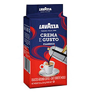 LavAzza Crema E Gusto Roasted Ground Coffee