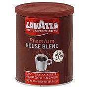 LavAzza Premium House Blend Ground Coffee