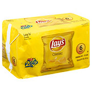 Lay's 2 Go Classic Potato Chips Multipack
