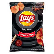 Lay's Barbecue Potato Chips Family Size