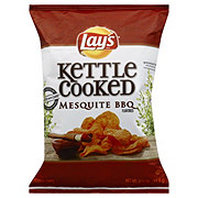 Lay's Kettle Cooked Mesquite Flavored Potato Chips