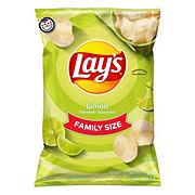 Lay's Limon Potato ChipsFamily Size!
