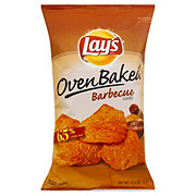 Lay's Oven Baked Barbecue Flavored Potato Chips