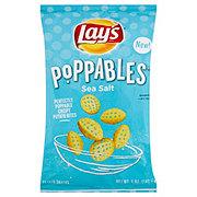 Lay's Poppables Sea Salt Potato Snacks