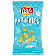 Lay's Sea Salt Poppables Potato Snacks