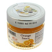 Lazzaris Orange Sauce