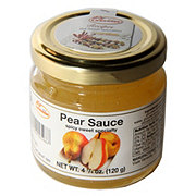Lazzaris Pear Sauce