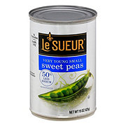 Le Sueur 50% Less Sodium Very Young Small Sweet Peas