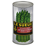 Le Sueur Extra Long Asparagus Spears