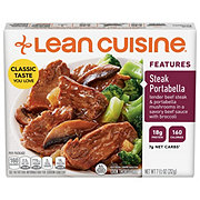 Lean Cuisine Culinary Collection Steak Tips Portabello