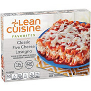 Lean Cuisine Favorites Classic Five Cheese Lasagna