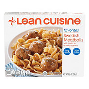 Lean Cuisine Favorites Swedish Meatballs