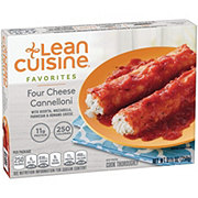 Lean Cuisine Four Cheese Cannelloni